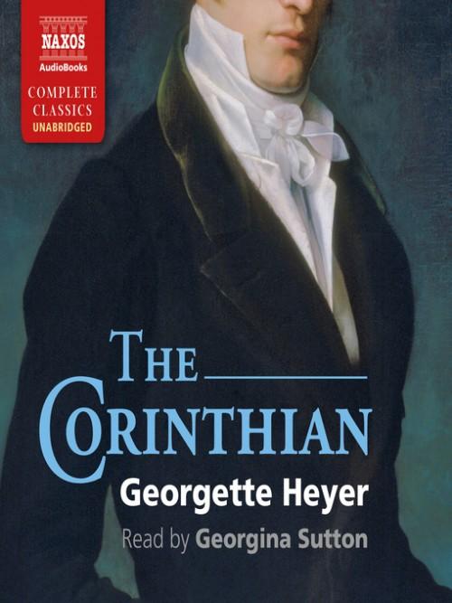 The Corinthian Cover