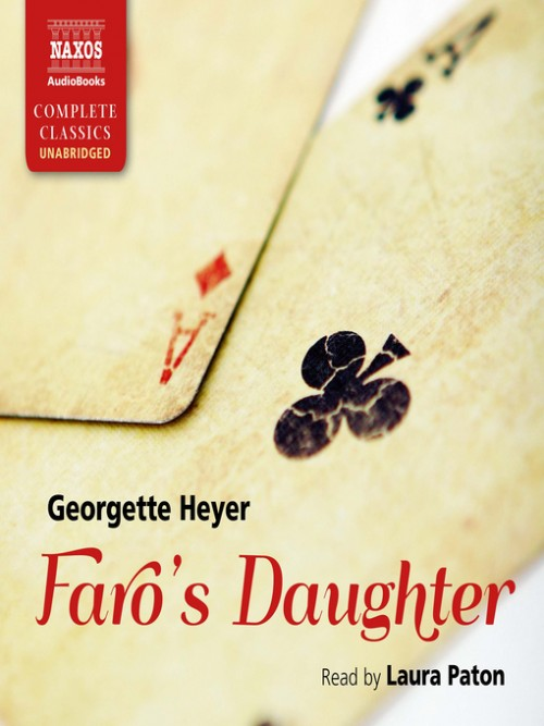 Faro's Daughter Cover