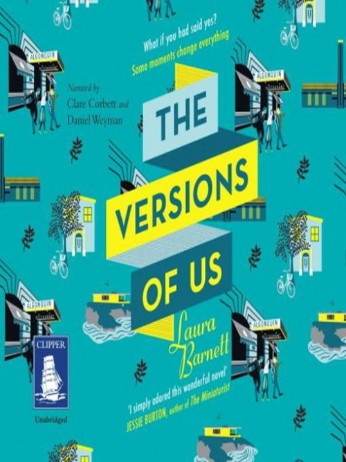 The Versions of Us Cover