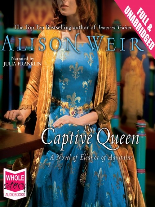The Captive Queen Cover