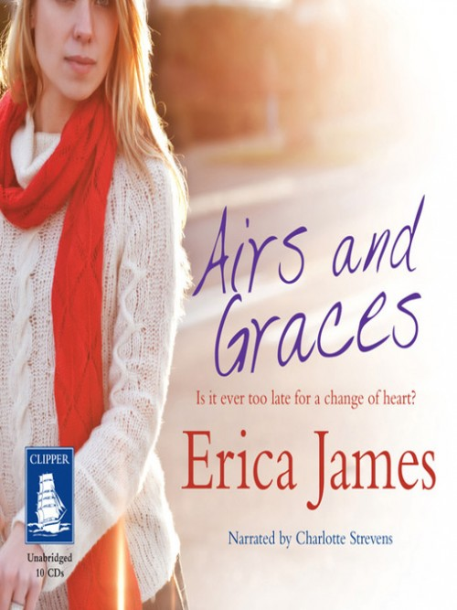 Airs and Graces Cover
