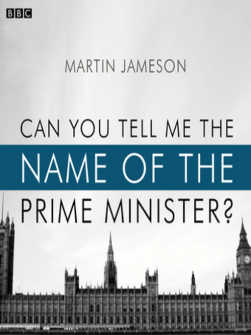 Can You Tell Me the Name of the Prime Minister? Cover