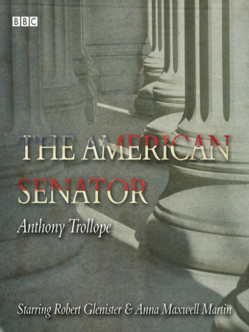 The American Senator Cover