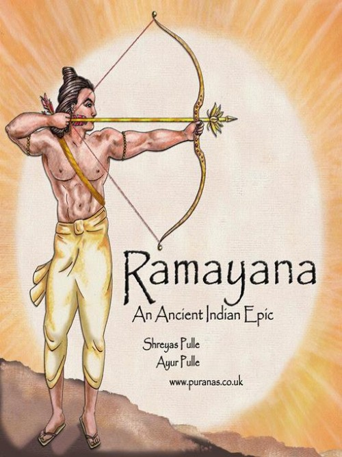 Ramayana: An Ancient Indian Epic Cover