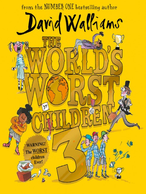 The World's Worst Children 3 Cover