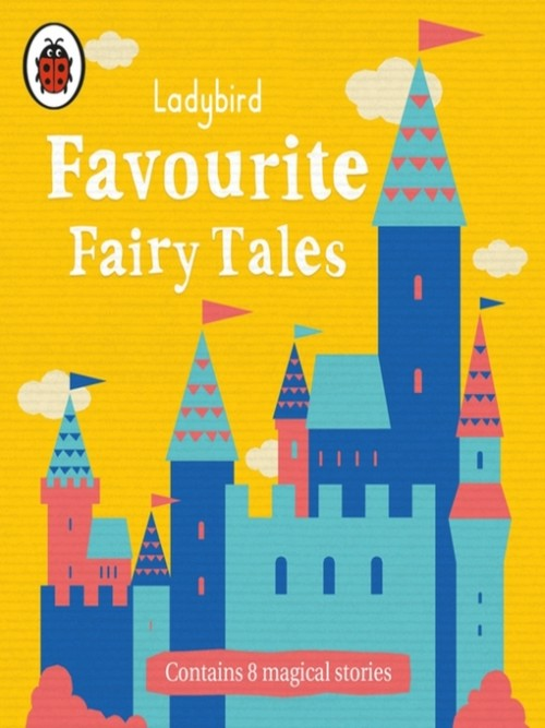 Ladybird Favourite Fairy Tales Cover