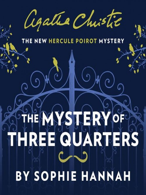 The Mystery of Three Quarters Cover