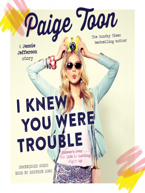 Jessie Jefferson Series Book 2: I Knew You Were Trouble Cover