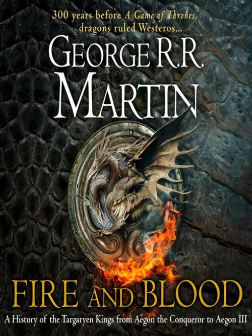 Fire and Blood Cover