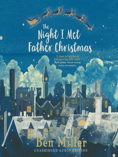 The Night I Met Father Christmas Cover