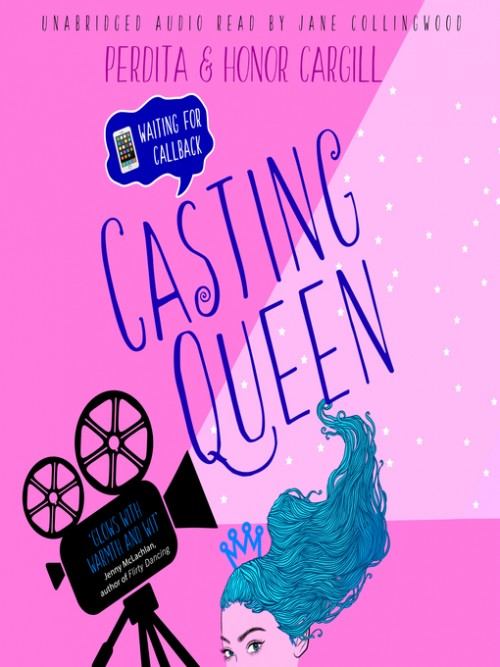 Waiting For A Callback Book 1: Casting Queen Cover
