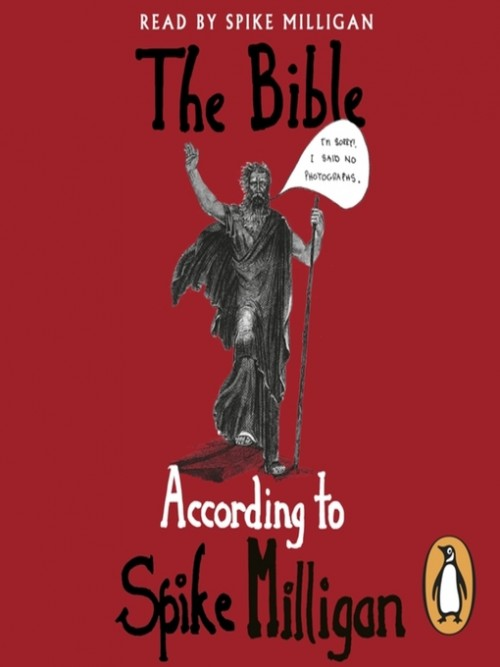 The Bible According To Spike Milligan Cover