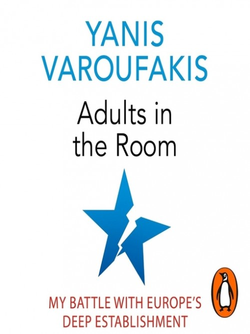 Adults In the Room Cover