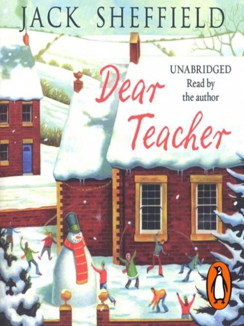 Dear Teacher Cover