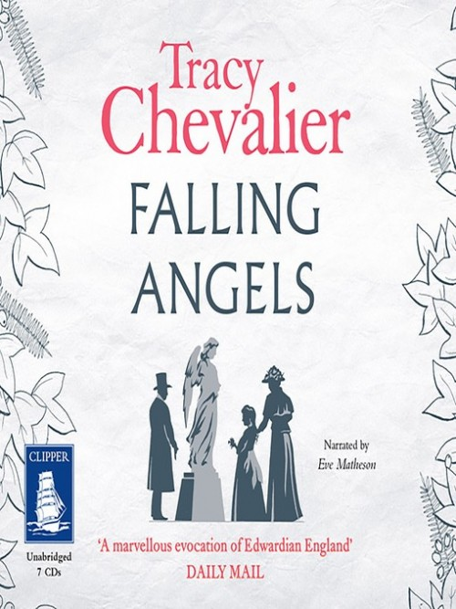 Falling Angels Cover