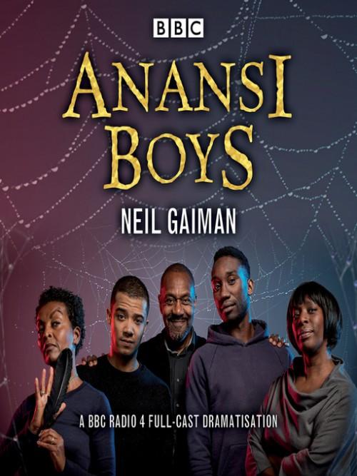 Anansi Boys Cover