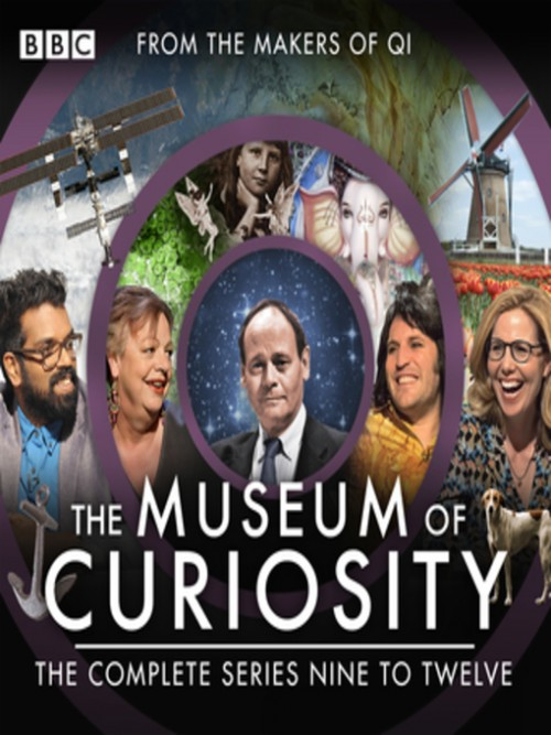 The Museum of Curiosity: Series 9-12 Cover