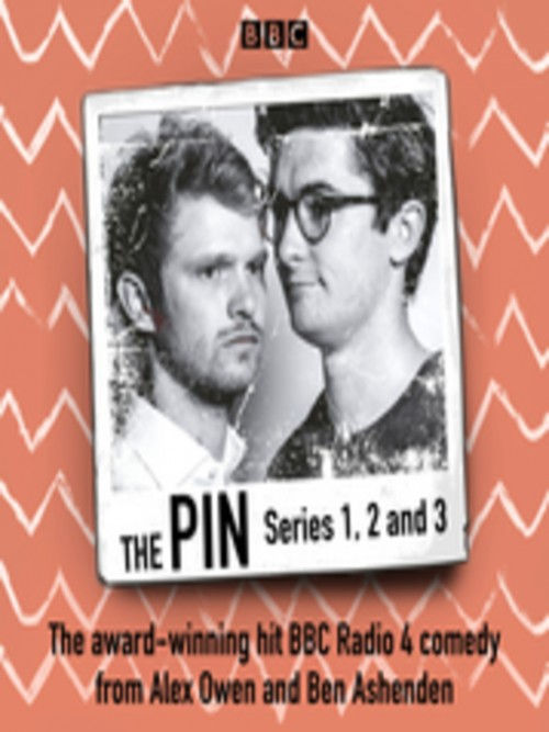 The Pin: Series 1,2 and 3 Cover
