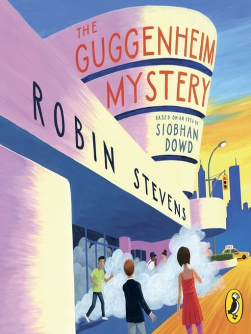 The Guggenheim Mystery Cover
