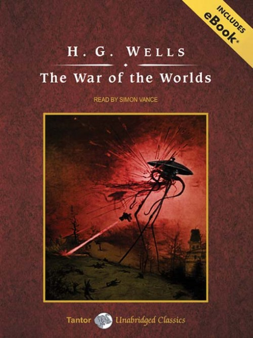 The War of the Worlds Cover