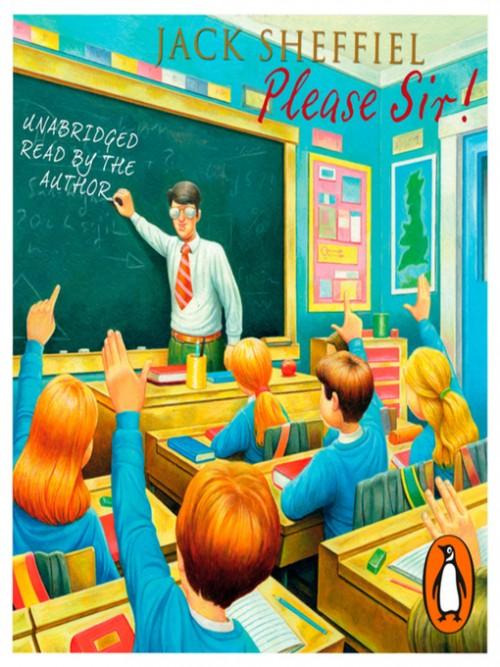 Teacher Series Book 5: Please Sir! Cover