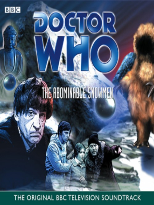 Doctor Who: The Abominable Snowmen Cover