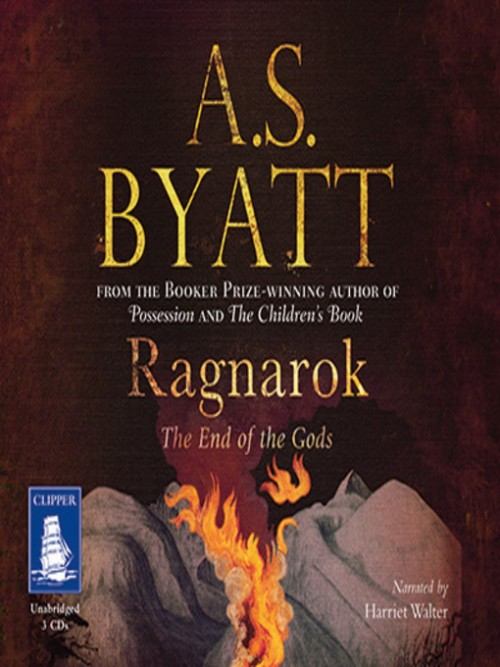 Ragnarok: The End of the Gods Cover