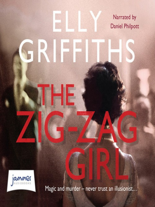 The Zig Zag Girl Cover