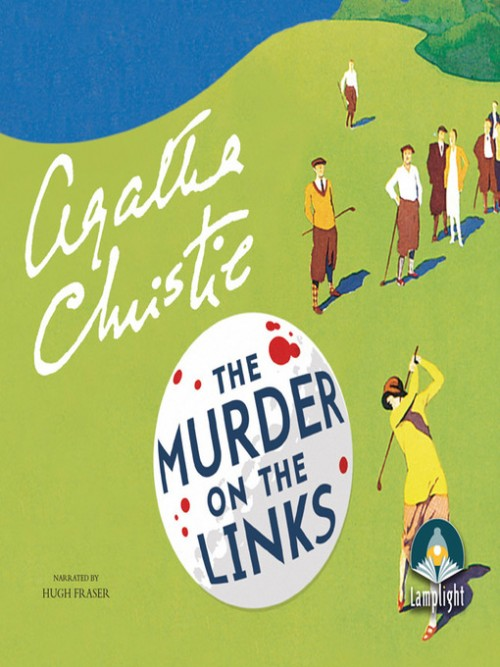 The Murder On the Links Cover