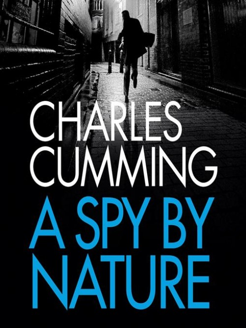 Alec Milius Series Book 1: A Spy By Nature Cover