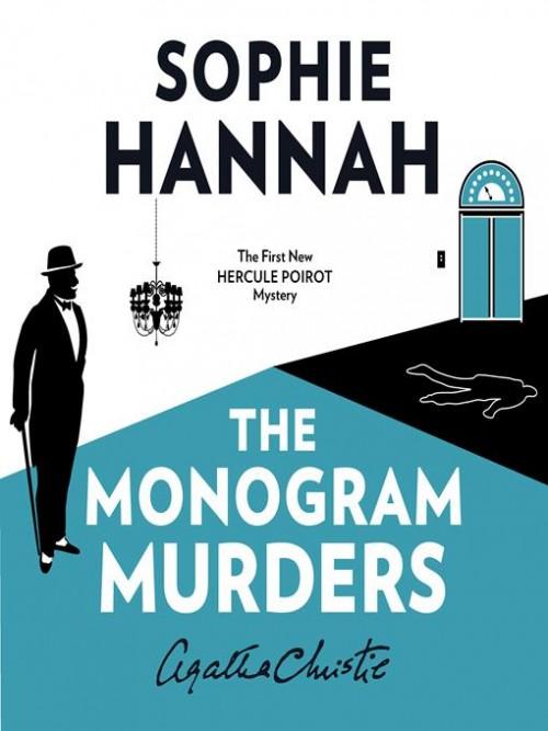 The Monogram Murders Cover