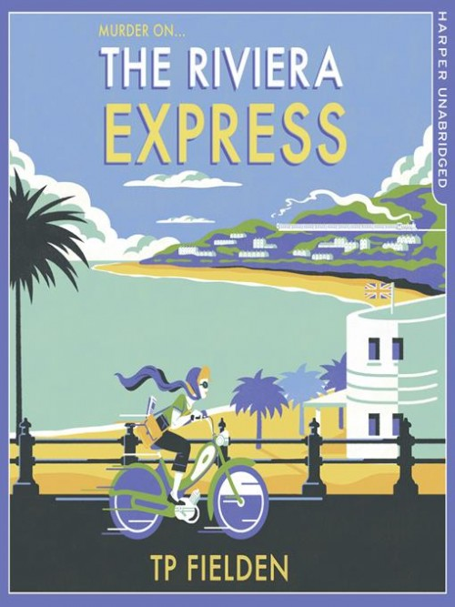 A Miss Dimont Mystery 1: The Riviera Express Cover