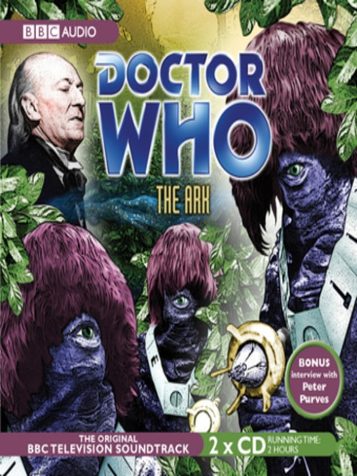 Doctor Who: The Ark Cover