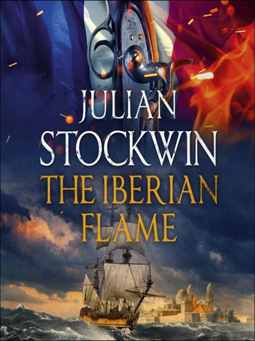 Thomas Kydd Series Book 20: The Iberian Flame Cover