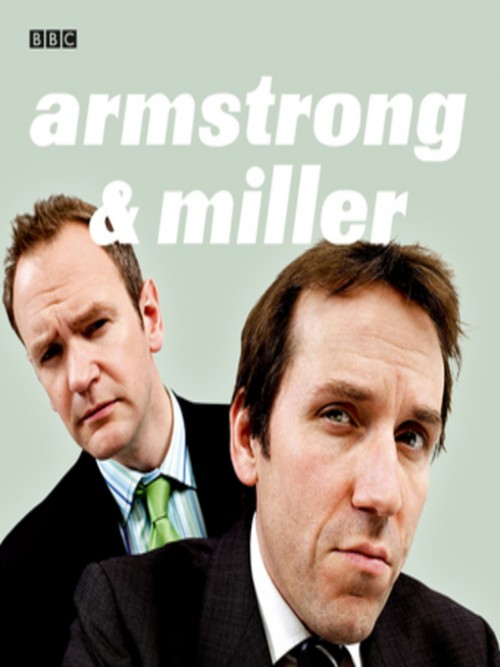 Armstrong and Miller Cover