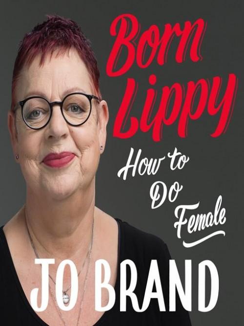 Born Lippy Cover