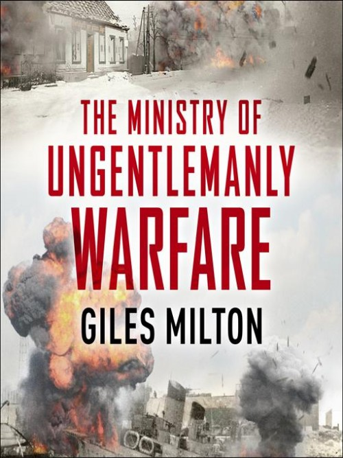 The Ministry of Ungentlemanly Warfare Cover