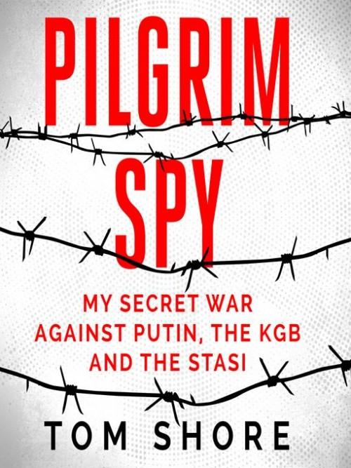 Pilgrim Spy Cover