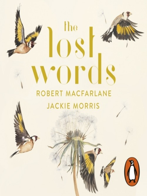 The Lost Words Cover