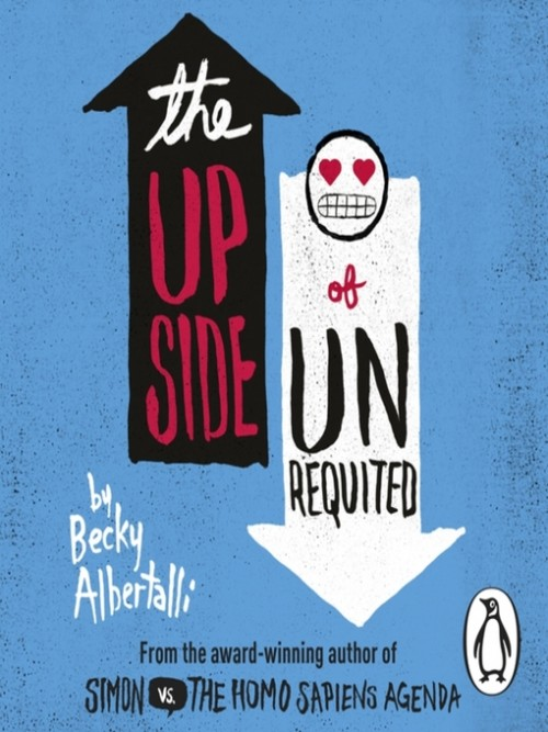 The Upside of Unrequited Cover