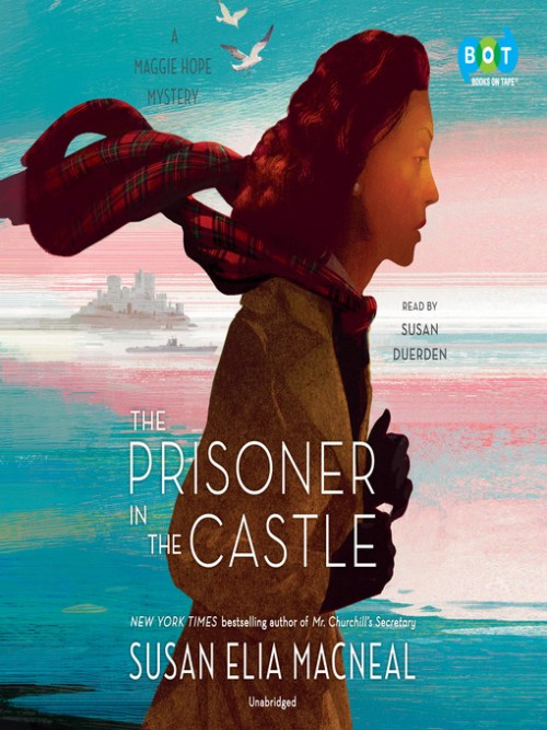 Maggie Hope Series Book 8: The Prisoner In the Castle Cover