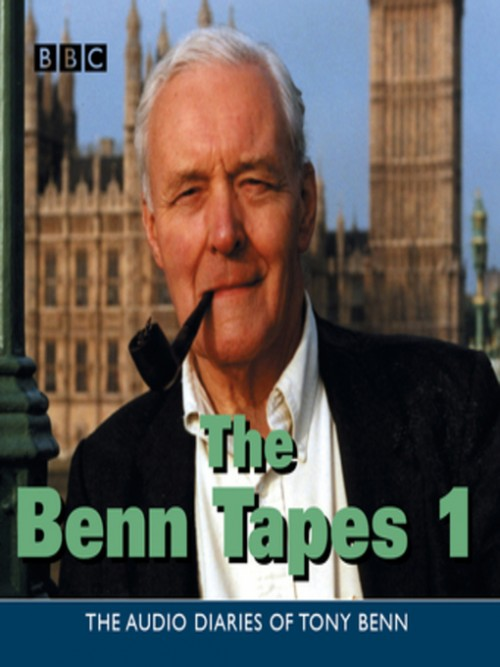 The Benn Tapes 1 Cover