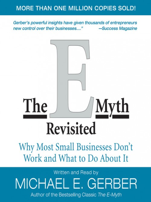 The E-myth Revisited Cover