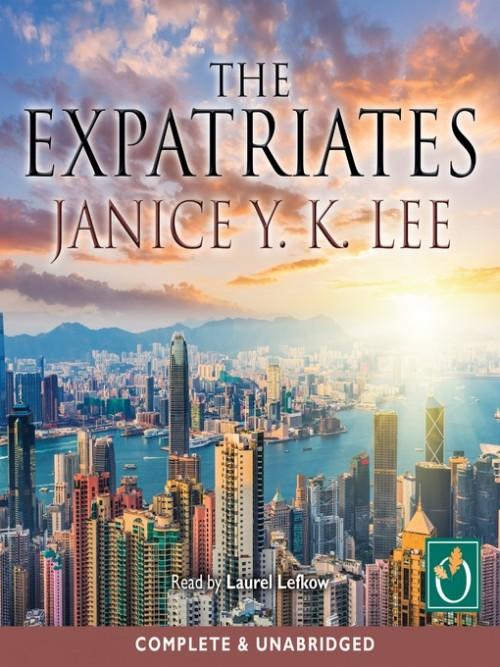 The Expatriates Cover