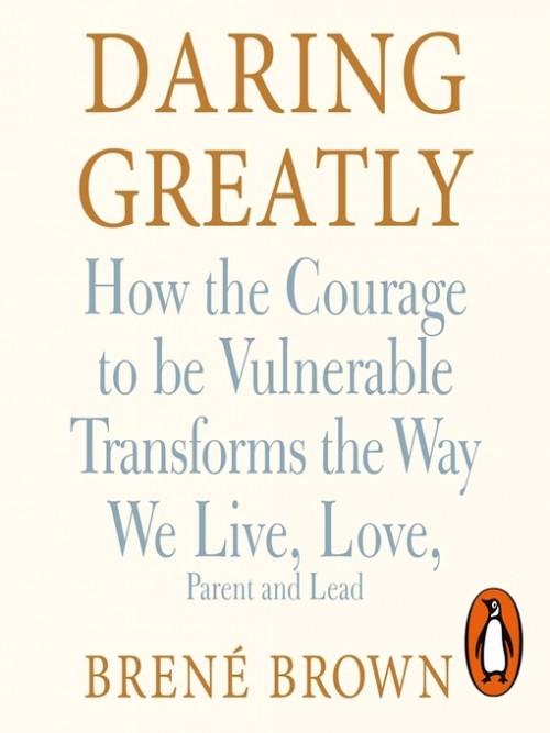 Daring Greatly Cover