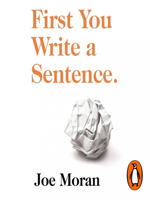 First You Write A Sentence Cover