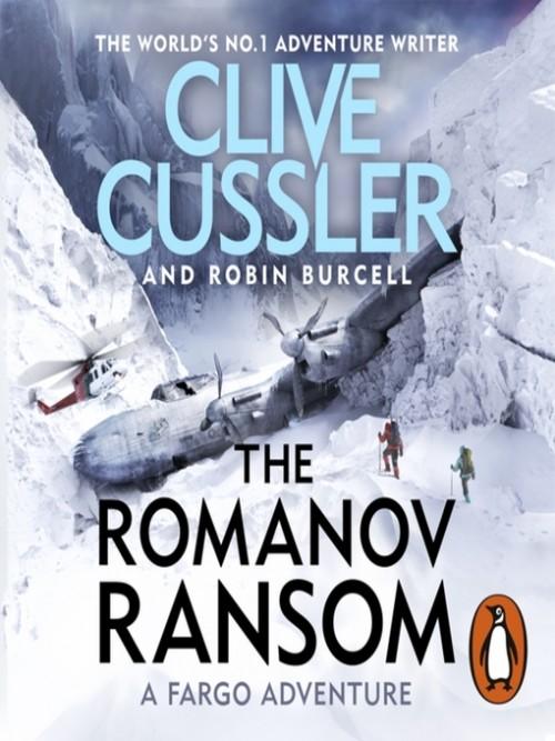 The Romanov Ransom Cover