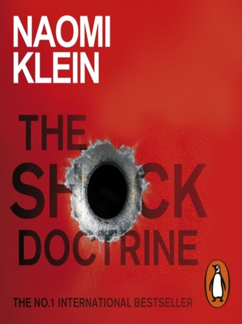 The Shock Doctrine Cover