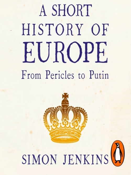 A Short History of Europe Cover