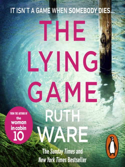 The Lying Game Cover